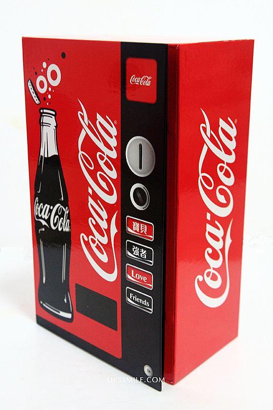 禮物-可口可樂姓名瓶上市,特製禮盒送給你!萍子收到是專屬萍子文青系列~