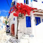【希臘旅行】米克諾斯景點Myknos,萍子推薦米克諾斯是攝影人拍照天堂,白色迷宮小鎮,Hora市區,柳暗花明又一村,100大世界美景必遊勝地,希臘愛琴海,婚紗度假勝地 @upssmile向上的微笑萍子 旅食設影