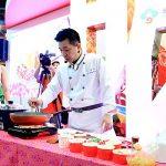 2015台灣美食展 翫味客家A919攤位,輕鬆品嚐客家美食,客家新美食風潮,邀請客家名廚現場示範料理 @upssmile向上的微笑萍子 旅食設影