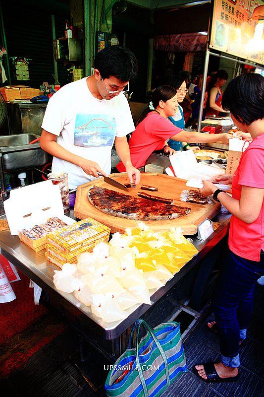 屏東東港-邱家雙糕潤,萍子推薦東港名產雙糕潤,黑糖糯米製作糕點,一吃就讓人愛上的東港在地甜點 @upssmile向上的微笑萍子 旅食設影