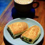 卡那達咖啡카페가나다cafeganada,韓系風格咖啡,近忠孝新生站咖啡館,華山附近咖啡館,提供Wi-Fi插電咖啡館 @upssmile向上的微笑萍子 旅食設影