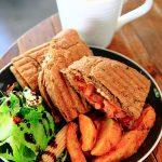 台北Savour Cafe(已歇業)轉角低調法式優雅咖啡館,萍子推薦近捷運信義安和站&近捷運大安站兩邊中間位置咖啡館 @upssmile向上的微笑萍子 旅食設影