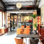 苔毛taimo cafe(已歇業),六張犁捷運站庭園咖啡館,台北咖啡館,台北文青咖啡館,附近可逛古道具、好木、明進文房具,老屋咖啡 @upssmile向上的微笑萍子 旅食設影