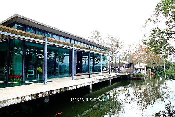 【新竹峨嵋景點】二泉湖畔咖啡民宿erchuan,萍子推薦新竹景觀餐廳,世外桃源的水上建築,食尚玩家推薦的新竹景觀民宿餐廳 @upssmile向上的微笑萍子 旅食設影