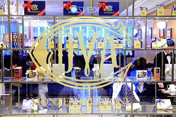 米蘭甜點COVA來台開幕,萍子推捷運市府站米蘭百年甜點,信義區甜點,信義微風百貨2F品嚐70元美味甜點 @upssmile向上的微笑萍子 旅食設影