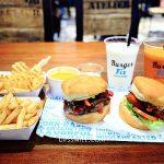 台北東區Burger Fix(已歇業)國賓旗下美式漢堡,敦南誠品附近好吃美式漢堡,國賓飯店旗下品牌美式漢堡,近捷運敦化站美式漢堡聚會餐廳 @upssmile向上的微笑萍子 旅食設影