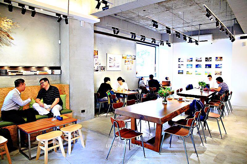 BOOM coffee roasters大爆咖啡館,萍子推薦科技大樓與六張犛站2站中間咖啡館,遠企附近咖啡館,台北高級住宅區的咖啡館,靠國立臺北教育大學咖啡館推薦,提供Wi-Fi插電服務