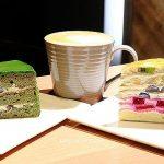 1/10 Cake十分之一 蛋糕,萍子推薦台北甜點店,光復北路甜點店推薦,甜點控不可錯過甜點,法式水果千層蛋糕 @upssmile向上的微笑萍子 旅食設影
