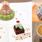 海是甜的Honey Ocean甜點店(已歇業),萍子推薦永和海洋甜點咖啡館 @upssmile向上的微笑萍子 旅食設影