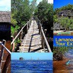 【薄荷島景點】Bohol Anda安達觀光景點Lamanok Island拉曼諾克島生態島神祕之旅(搭小船去島上),紅樹林保護區,Lamanoc Island景點,薄荷島行程推薦,安達觀光景點,安達必去 @upssmile向上的微笑萍子 旅食設影