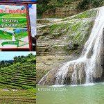 【薄荷島Candijay旅遊景點】Cadapdapan Rice Terraces梯田、Can-umantad Falls瀑布、Eluterios Farm菲律賓特色料理,Candijay Philippines景點行程,薄荷島行程,Candijay行程,又稱Eluterios Farm Rice Terraces梯田 @upssmile向上的微笑萍子 旅食設影