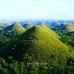 【菲律賓旅遊景點】菲律賓巧克力山Chocolate Hills Complex,萍子推薦世界十大奇景必去,是巧克力色山?還是抹茶顏色巧克力山,薄荷島景點,IG薄荷島打卡勝地 @upssmile向上的微笑萍子 旅食設影