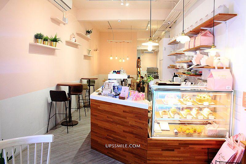 【板橋甜點】Lidee Sweet 時甜,隱身板橋最美老宅韓風咖啡館,府中站甜點咖啡推薦,IG網美打卡板橋甜點,客製化蛋糕 @upssmile向上的微笑萍子 旅食設影