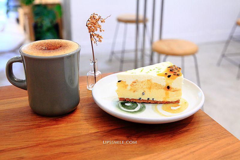 【台北市大安區】Ratio Coffee Roasters忠孝,純白簡約風咖啡館,2020年IG熱搜人氣咖啡廳,自製甜點、咖啡烘焙,忠孝復興站咖啡館 @upssmile向上的微笑萍子 旅食設影