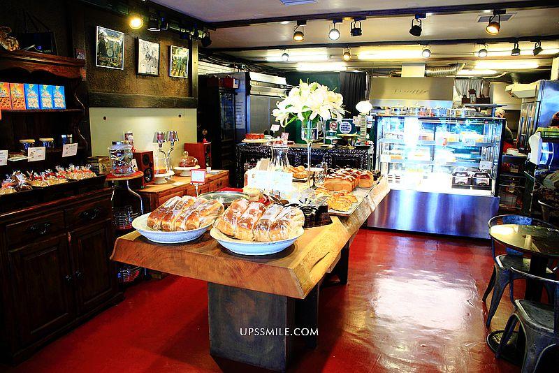麵包廚房Artisan Bakery,號稱全台北最好吃芋頭蛋糕、麵包廚房肉桂捲,每一口濃郁芋頭綿密在口中劃開,西門站甜點蛋糕,西門町麵包店推薦,台北甜點推薦,萬華美食下午茶 @upssmile 向上的微笑 萍子 旅食設影