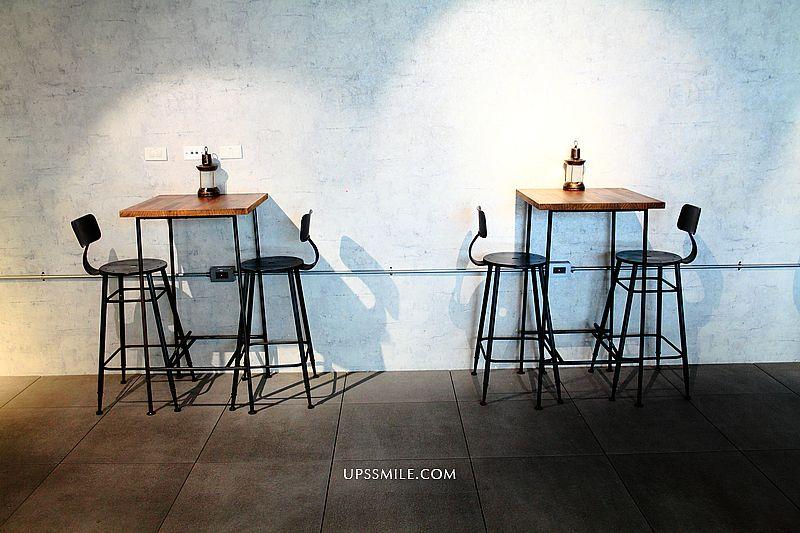 台北AVENUE TAIPEI餐廳,安和路不限時咖啡館,挑高極好、工業風B1共享空間,IG網美打卡熱點,大安區美食 @upssmile 向上的微笑 萍子 旅食設影