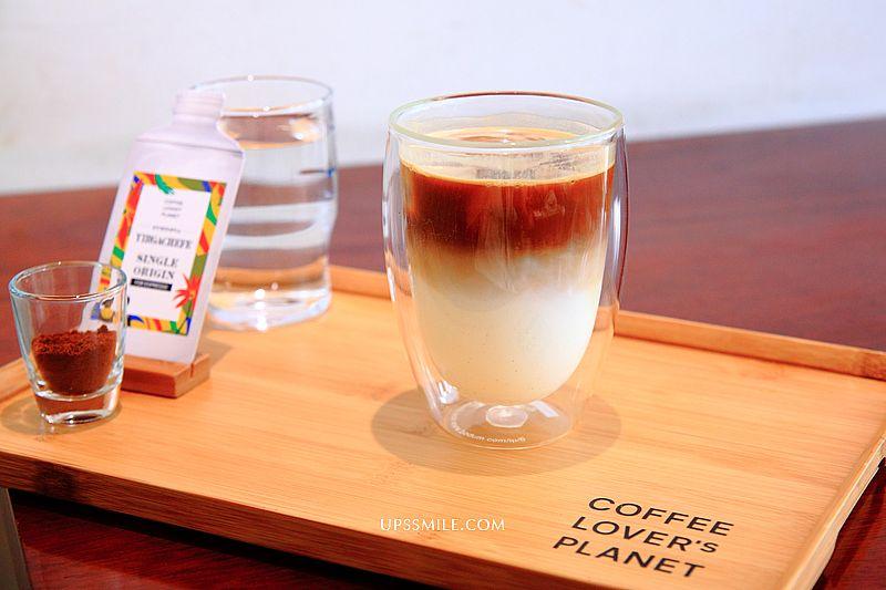 【台北東區咖啡推薦】COFFEE LOVER's PLANET,UCC海外全球旗艦店咖啡館,敦化SOGO百貨B1早午餐咖啡館,ucc自家烘焙咖啡豆,台北不限時咖啡館推薦 @upssmile向上的微笑萍子 旅食設影