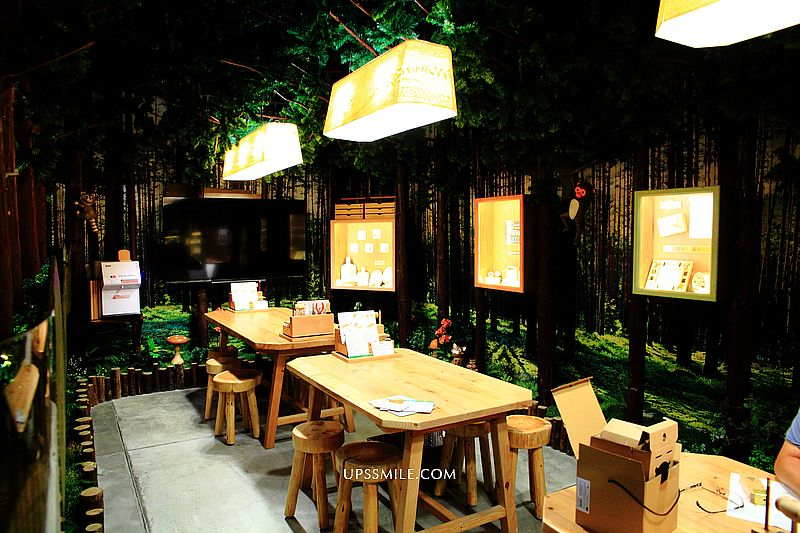 【宜蘭羅東親子景點】木育森林宜蘭Wooderful life羅東店2020全新開幕,羅東林場必去,免門票互動式宜蘭親子景點,木作DIY體驗伴手禮 @upssmile向上的微笑萍子 旅食設影