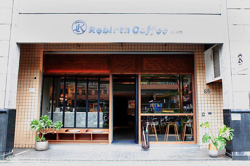 瑞帛咖啡Rebirth Coffee南京三民站咖啡館,台北松山區美食,台北不限時早午餐咖啡館,2020年IG熱搜人氣咖啡廳 @upssmile向上的微笑萍子 旅食設影