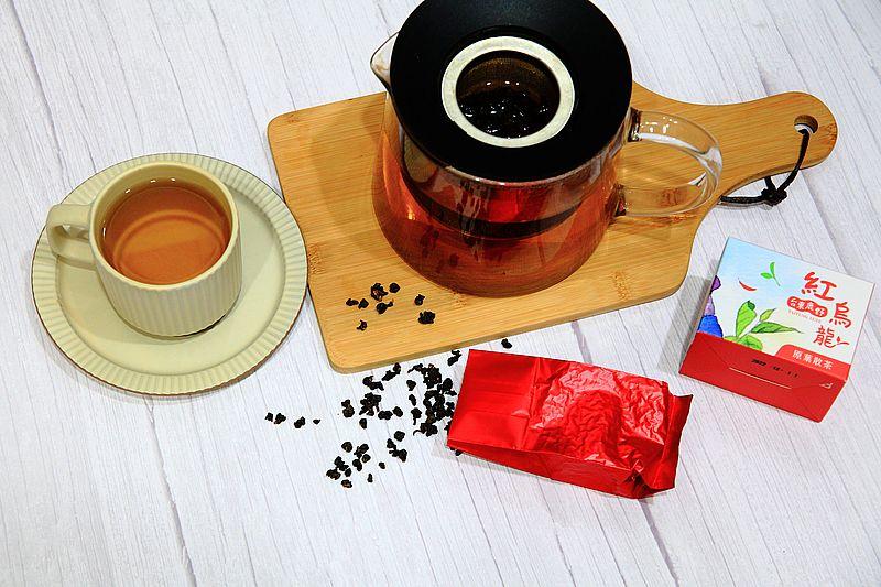 ⼀凡茶作ONE for TEA,採茶熊紅烏龍茶禮盒,台東鹿野孕育出的100%台灣好茶,職人精品紅烏龍茶,台東伴手禮 @upssmile向上的微笑萍子 旅食設影