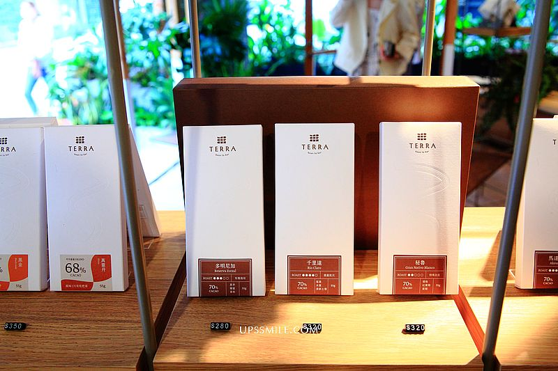 TERRA土然巧克力專門店,台北溫州街精品巧克力專賣店,2021新開幕巧克力店,可可迷必去 @upssmile向上的微笑萍子 旅食設影