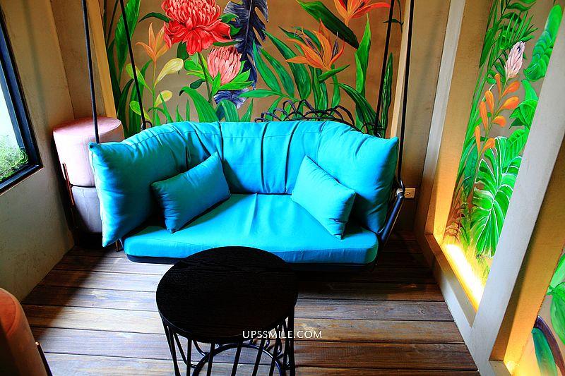 【台北美食】DACELO澳洲早午餐甜點歐風咖啡館,澳洲笑翠鳥迎秘密花園氣息,科技大樓站咖啡館,開平餐飲旁美食,IG網美打卡熱點 @upssmile向上的微笑萍子 旅食設影