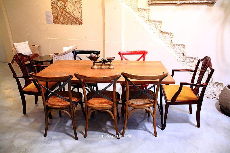 安樓咖啡Enzo Cafe,基隆廟口咖啡館,五層樓老宅花磚摩登氛圍,老屋咖啡、時飴千層蛋糕,橫掃IG網美打卡基隆景點 @upssmile向上的微笑萍子 旅食設影