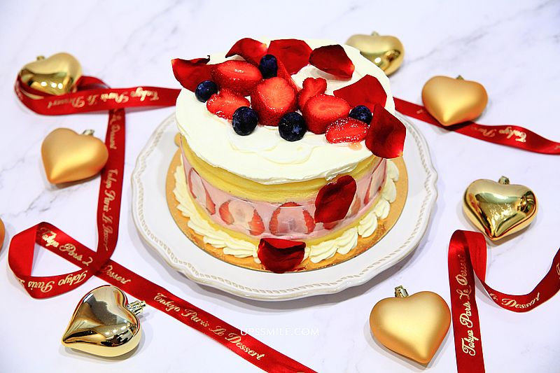 東京巴黎甜點南京店,母親節蛋糕首選推薦、彌月蛋糕、生日蛋糕、特色小蛋糕必吃,台北蛋糕甜點外帶,松江南京站甜點必吃,橫掃IG網美打卡甜點店 @upssmile向上的微笑萍子 旅食設影