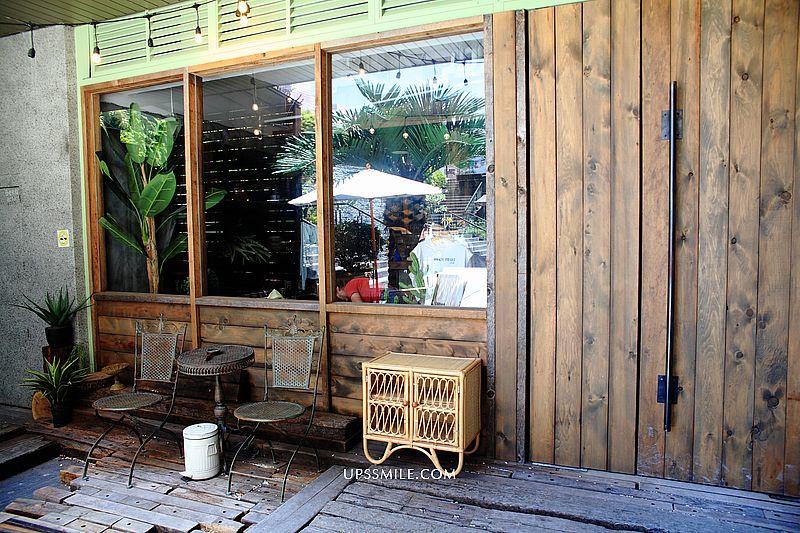 Gumgum Green Garden Good 101花園店,偽出國峇里島風咖啡館,IG網美打卡信義區景點,台北餐酒館推薦 @upssmile向上的微笑萍子 旅食設影