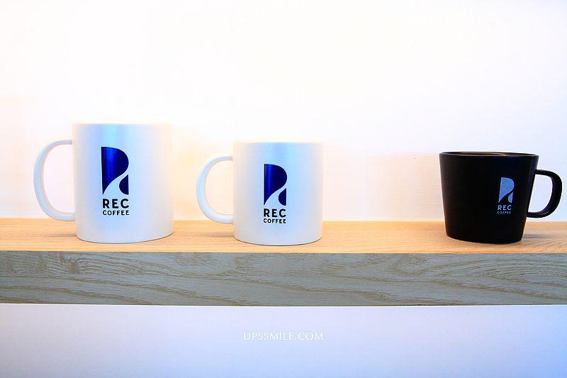 日本福岡冠軍咖啡REC COFFEE進駐台中26樓,台中景觀咖啡館,自家烘焙咖啡豆 @upssmile向上的微笑萍子 旅食設影