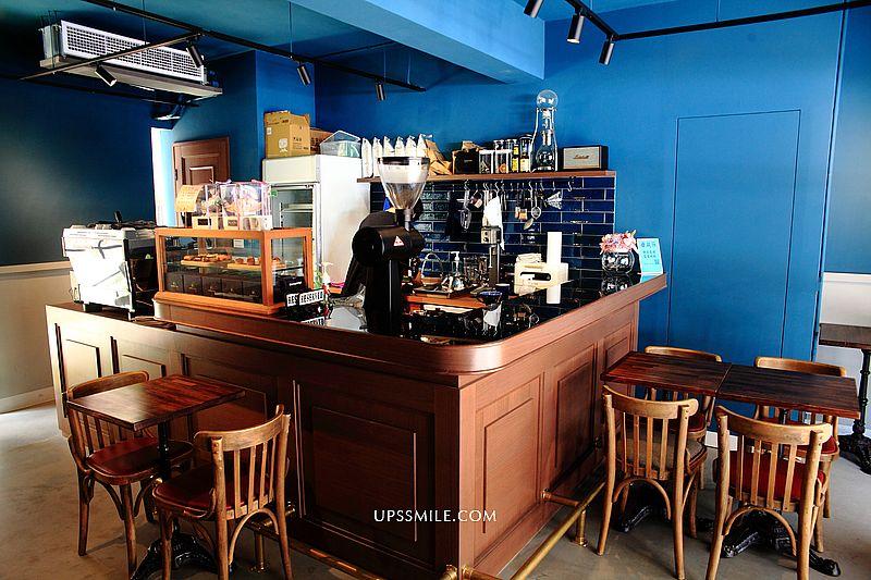 LIL Drop coffee 小水滴咖啡,英倫風咖啡館,偽出國一秒到英國喝咖啡,大安區沒客滿不限時咖啡館,客滿限時2小時 @upssmile向上的微笑萍子 旅食設影