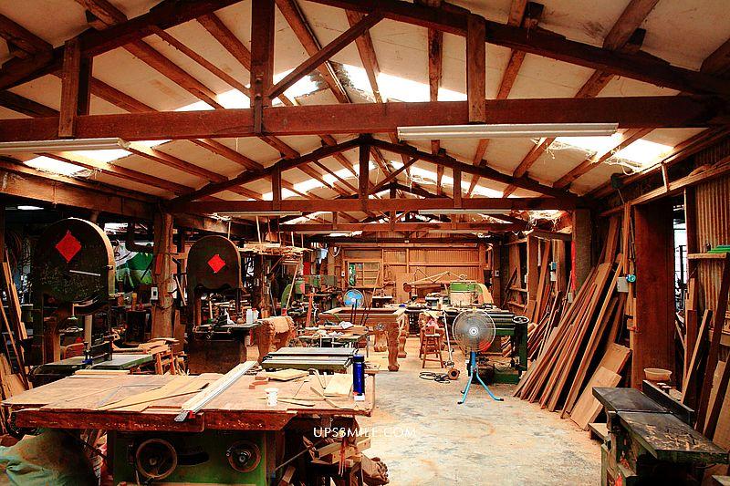 三和木藝工作坊,大溪景點,親子DIY木作體驗樂,台劇神之鄉拍攝場景 @upssmile向上的微笑萍子 旅食設影